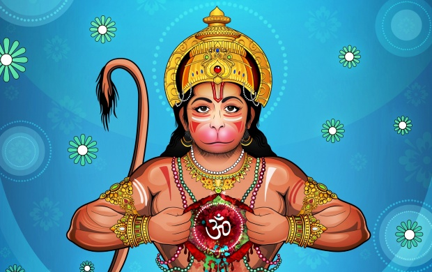 3d God Wallpaper Of Hindu Gods Hanuman Ji 4k Wallpapers