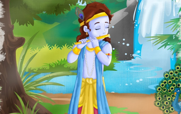 Krishna Wallpaper Desktop 3d Krishna Childhood Wallpapers