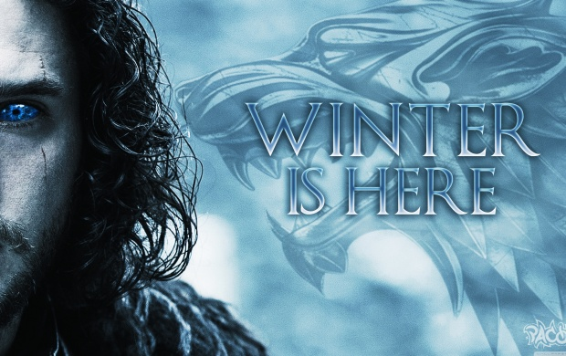 Animated Desktop Wallpaper For Windows 7 Free Download Winter Is Here John Snow Wallpapers