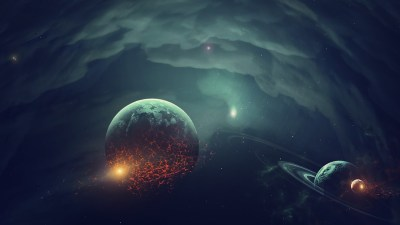 Planet Destruction Space Wallpapers - 1280x720 - 171059