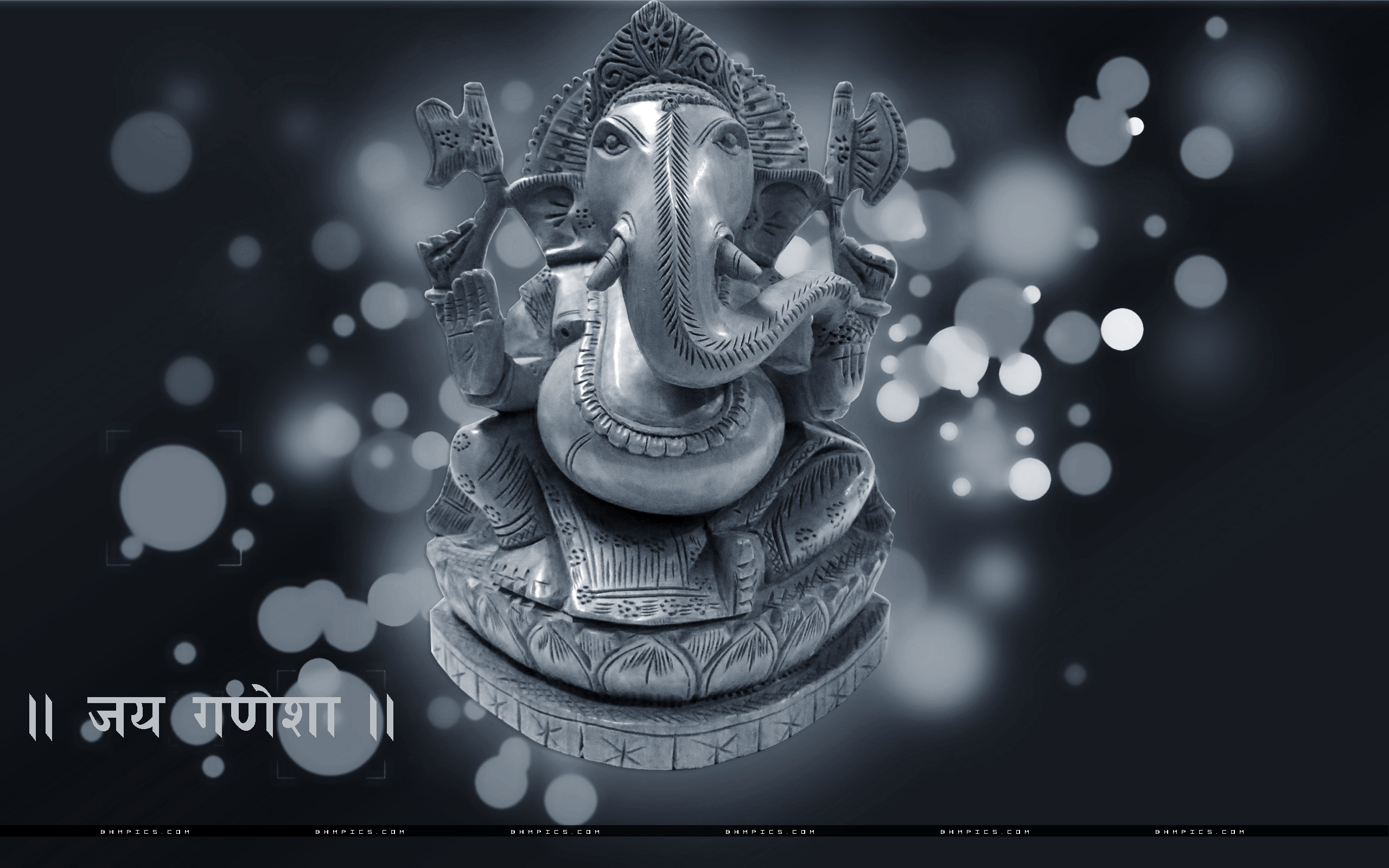 Lord Ganesha Wallpapers Hd For Windows 7 Lord Ganesha Abstract Background Wallpapers 2560x1600