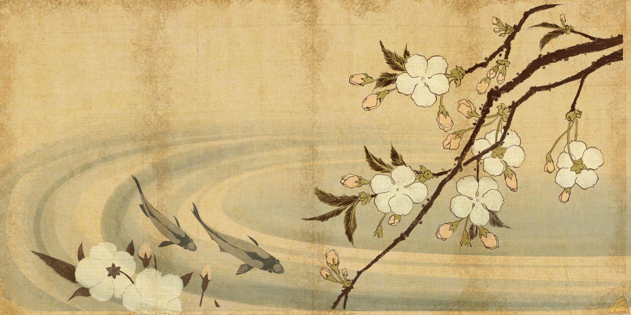 Total War Shogun 2 Fall Of The Samurai Wallpaper Hd Shogun 2 Art Wallpapers 2048x1024 370036