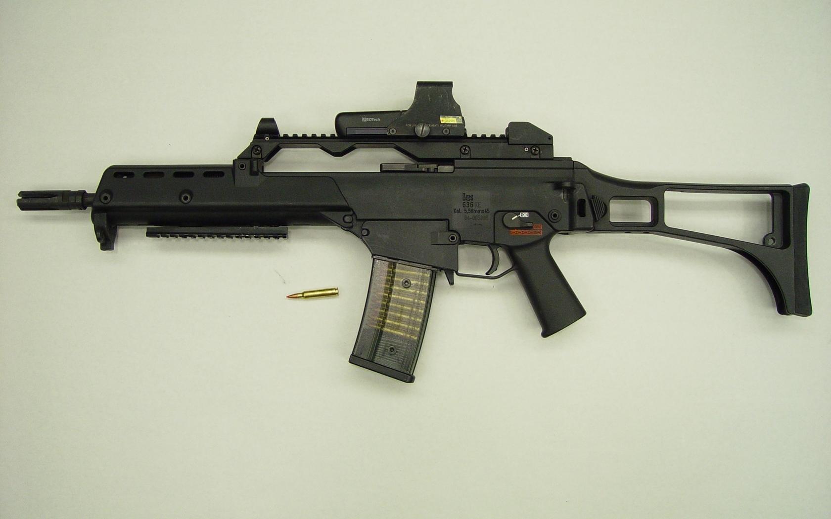 Guns Wallpaper Hd Spring G3 Rifle Wallpapers 1680x1050 496031