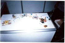 My exhibit at Techfest 2003