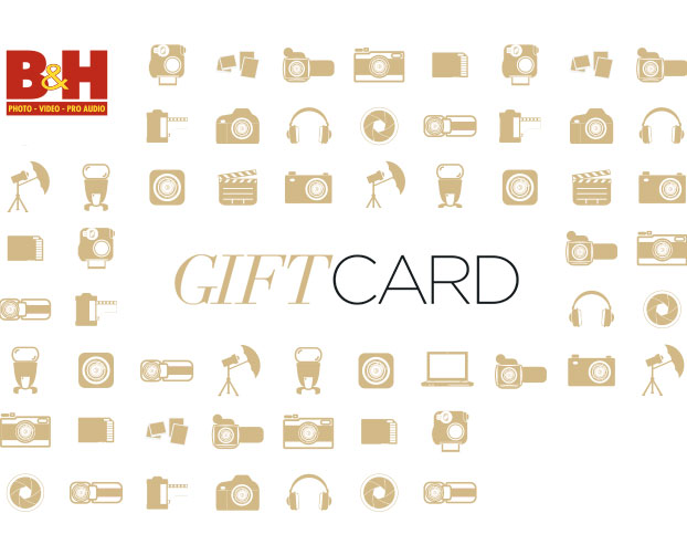Gift Cards - BH Photo Video