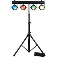 American DJ Dotz TPar System with Light, Stand, DOTZ TPAR ...