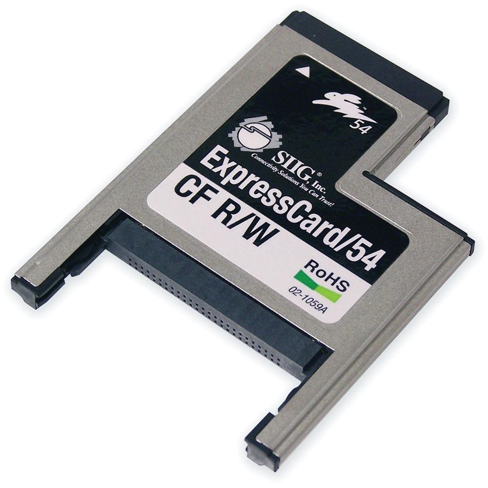 Floor Siig Ce 000042 S2 Expresscard 54 Compactflash Card Reader Writer 626483 Compact Flash Card Reader Ipad Compact Flash Card Reader Mac dpreview Compact Flash Card Reader