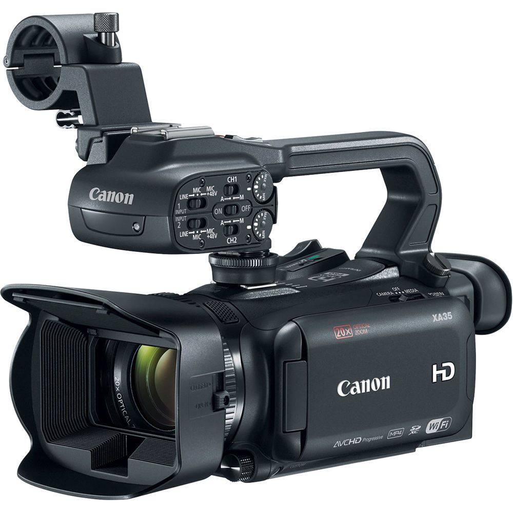 State Canon 1003c013aa Xa35 Hd Professional Camcorder 1382655 Avchd Vs Mp4 Vs Xavc S Avchd Vs Mp4 Sony dpreview Avchd Vs Mp4