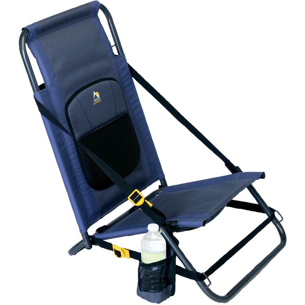 GCI Outdoor Everywhere Chair (Midnight Blue) 13014 B&H Photo