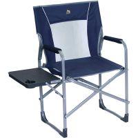 GCI Outdoor SLIM-FOLD Director's Chair (Midnight Blue ...