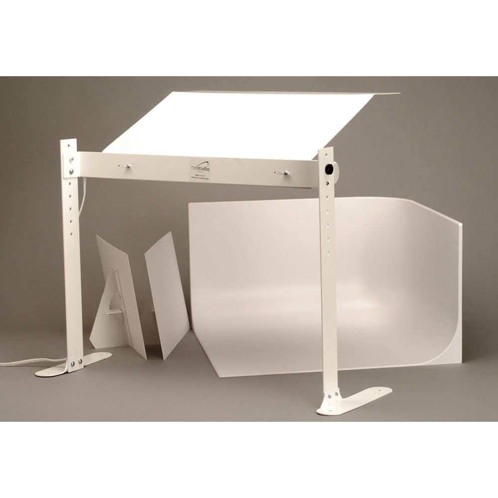 Mystudio Professional Tabletop Lightbox Photo Studio Ms20jled