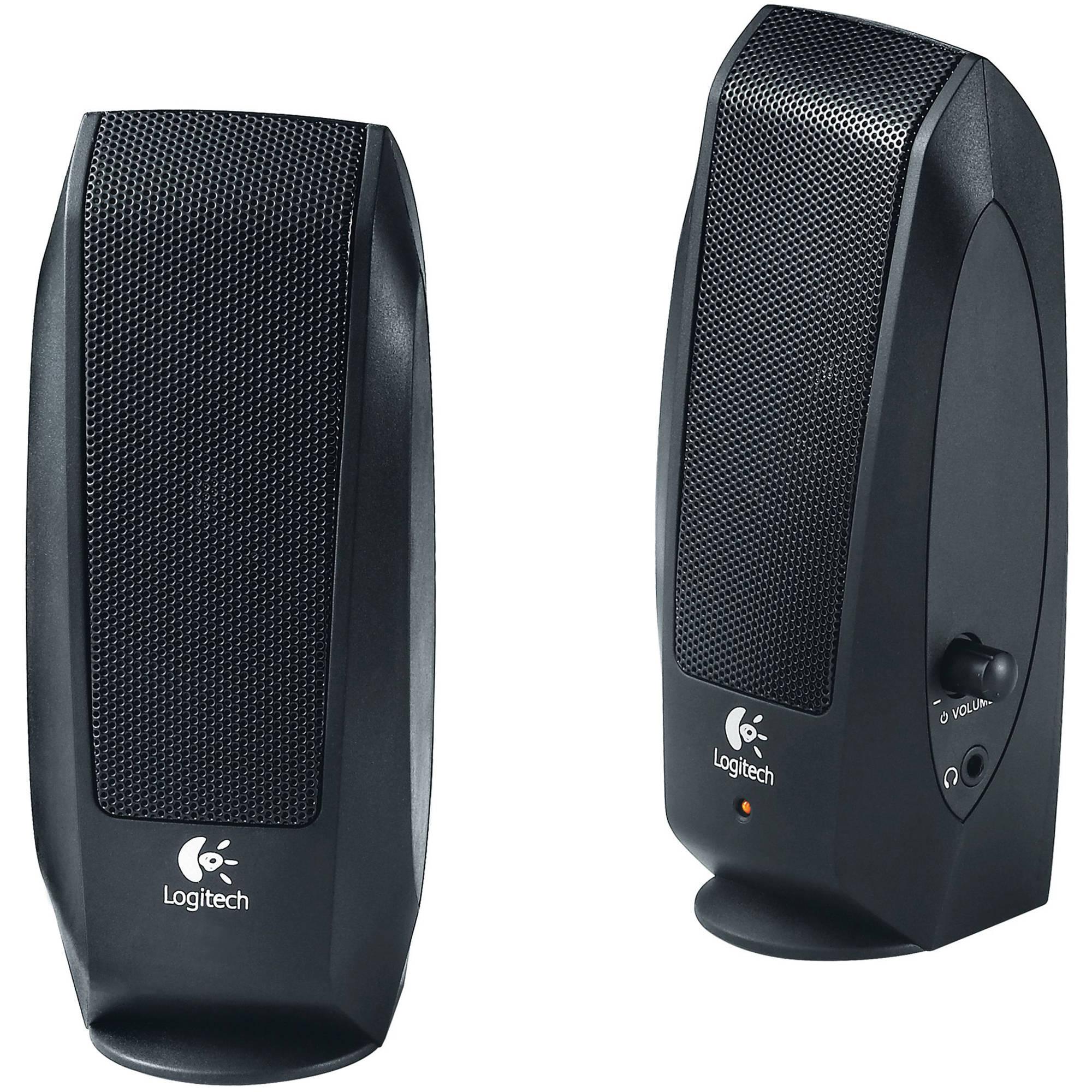 Logitech s 120 speaker system