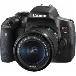 Small Crop Of Canon Eos Rebel T6 Vs T6i