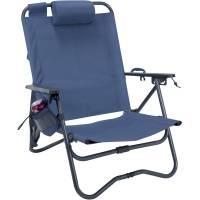 GCI Outdoor Bi-Fold Camp Chair (Stellar Blue) 63077 B&H Photo