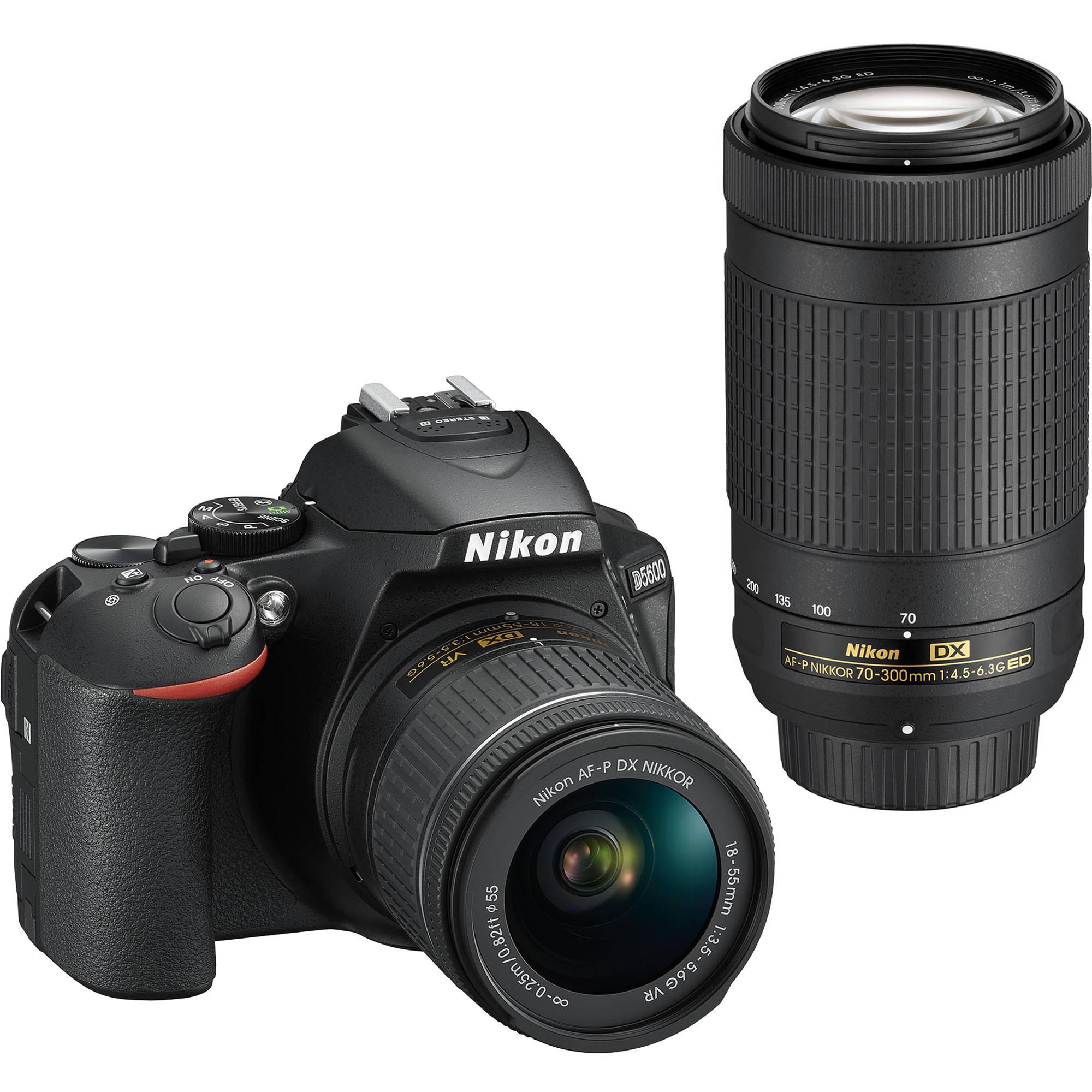 Fullsize Of Nikon D3300 Vs D5300