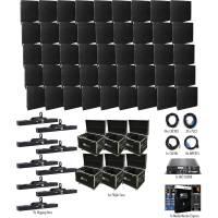American DJ AV6X LED Video Wall Kit (45 Panels) AV6X 9X5 B&H
