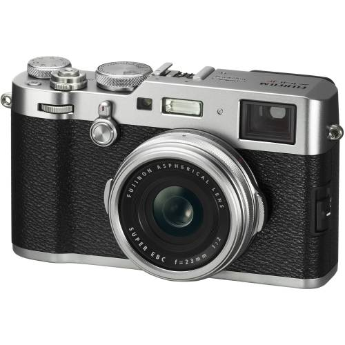 Medium Crop Of Fujifilm Digital Camera