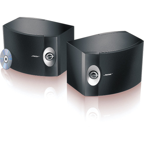 Bose 301 Series V Direct/Reflecting Speaker System (Black) 29309