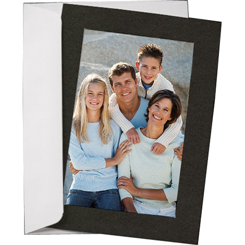 Collector\u0027s Gallery Photo Insert Cards (Black, 10 Pack) PC-7043