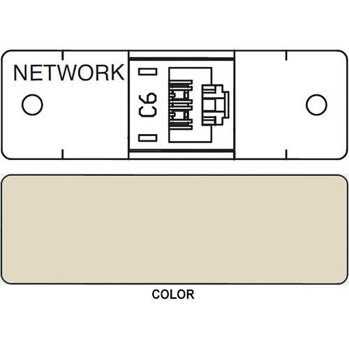 FSR IPS D711S RJ-45 Punchdown Cat 6 Data IPS-D711S-LB-IVO BH