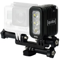 Qudos Action Waterproof Video Light for GoPro HERO by Knog ...