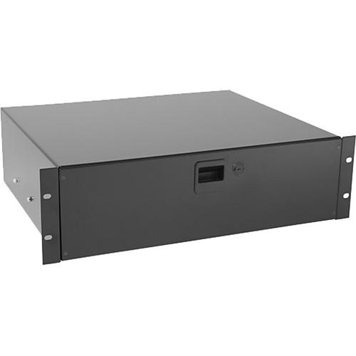 Raxxess Fine Sliding Rack Drawer With Locking Latch Fsd 3 Bh