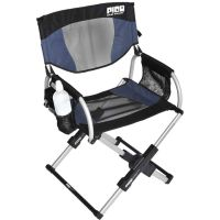 GCI Outdoor PICO Telescoping Arm Director's Chair (Navy) 18015