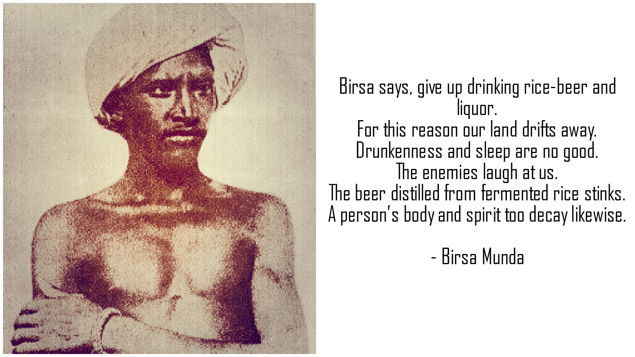 Shivaji Maharaj Full Hd Wallpaper On Birsa Munda Birth Anniversary Today Respect For This