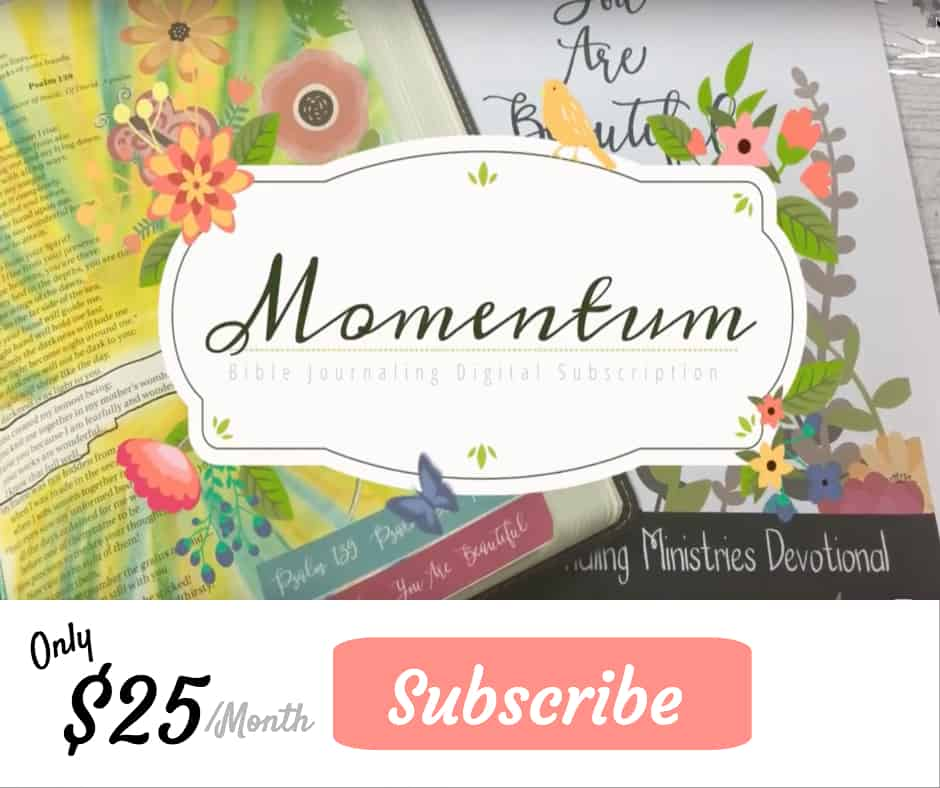 Grow in the Word Creatively - Bible Journaling Ministries