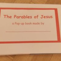 Parables of Jesus Pop Up Book