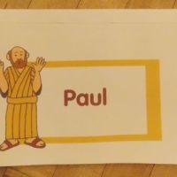 Paul Pop-up Book