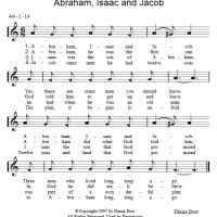 Abraham, Isaac and Jacob