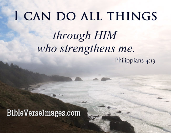 Encouraging Quotes Wallpaper Free Download Bible Verse Philippians 4 13 Bible Verse Images