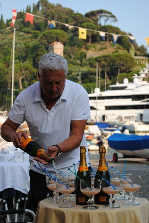 Sacla tour: bellinis in Portofino