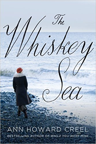 Review: The Whiskey Sea, by Ann Howard Creel with giveaway (ends 09/21)