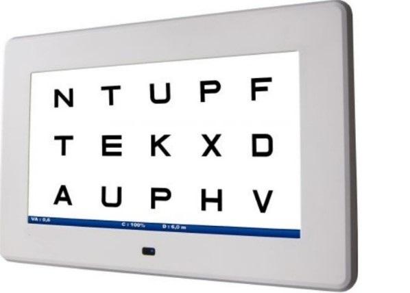 Righton POLA LCD Test Chart - BiB Ophthalmic Instruments BiB