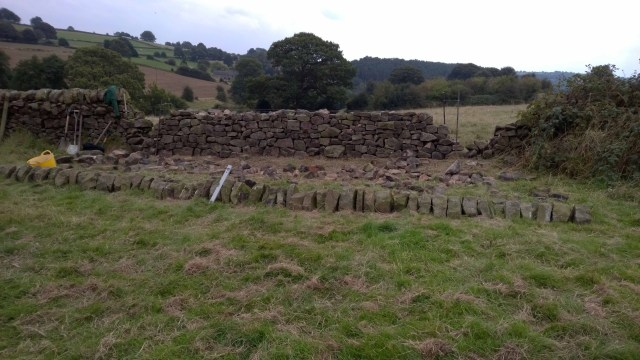 Dry Stone Walling - 07