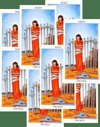 stalking tarot cards