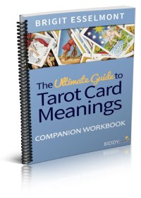 Ultimate Guide to Tarot Card Meanings Companion Workbook