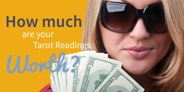 Charging for tarot reading