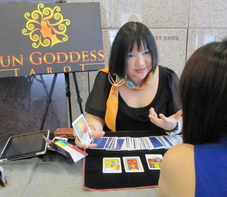 Sun Goddess Tarot
