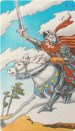 Knight of Swords Tarot Card Meanings