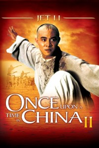 Once Upon a Time in China 2 Poster