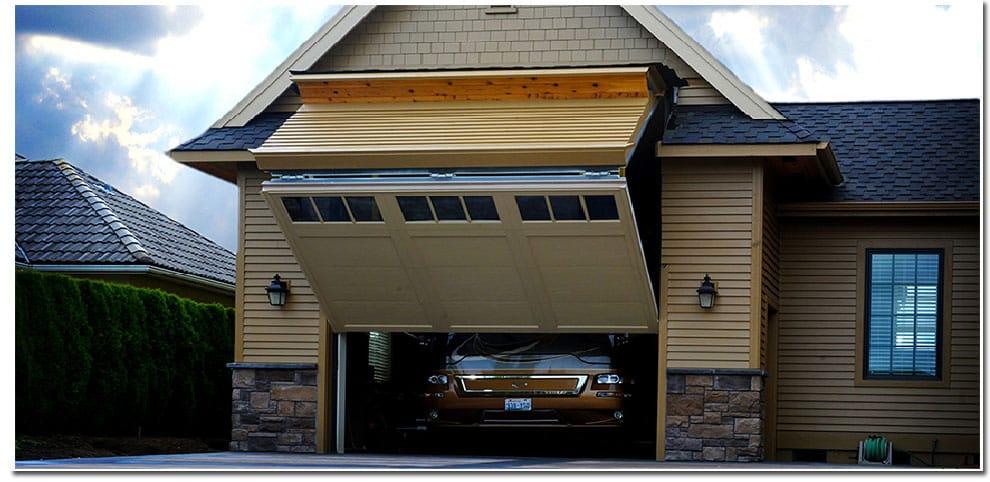 Korthuis RV Garage Door, Lynden WA Schweiss Must See Photos
