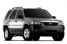 Ford Escape Hybrid SUV