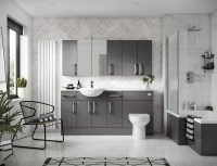 Grey Bathroom Ideas for a Chic Look | BigBathroomShop