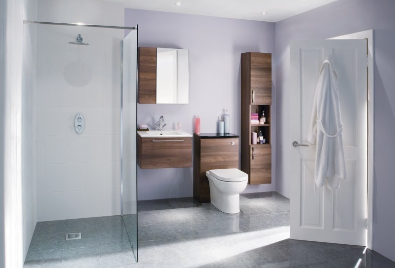 Large Of Wet Room Bathroom
