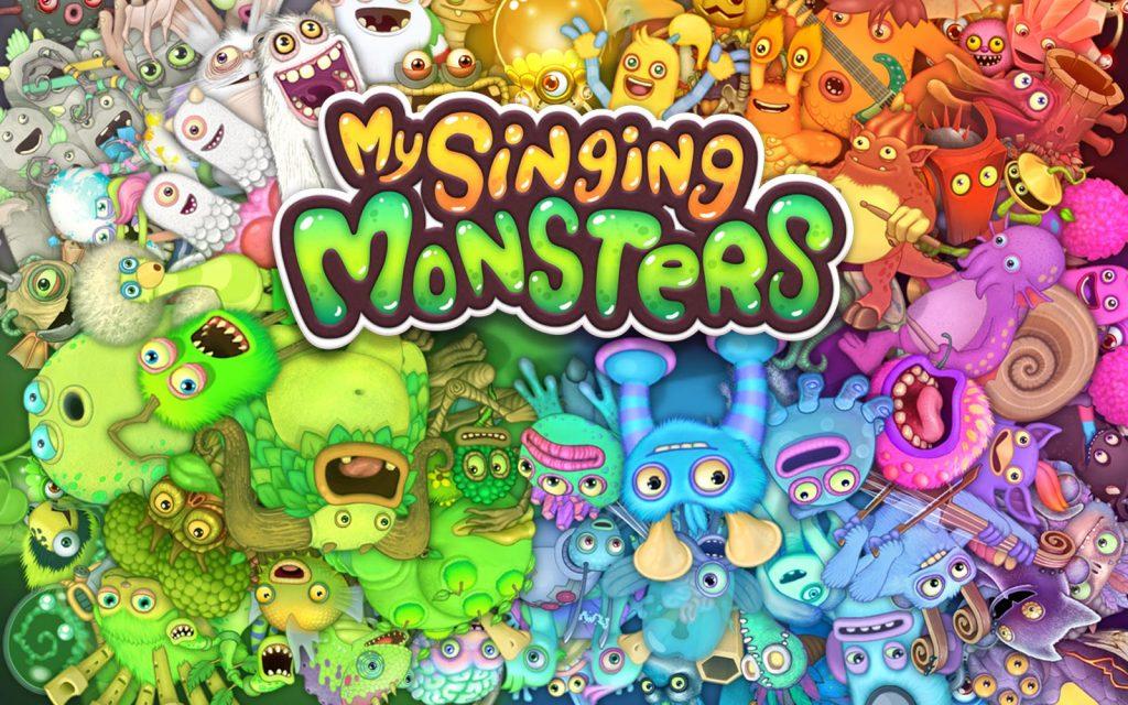 My Singing Monsters \u2013 Big Blue Bubble