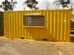 Shops Big Box Containers