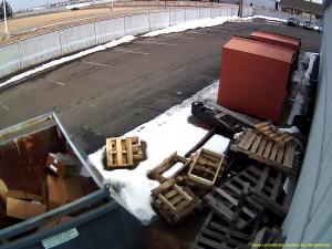 Dumpster Camera